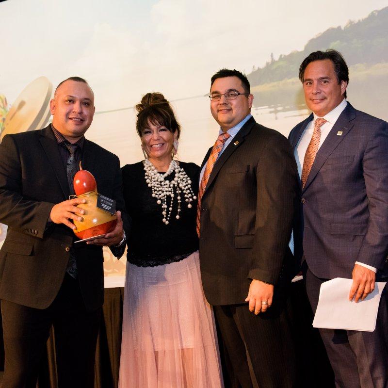 Award Ceremony at IITC