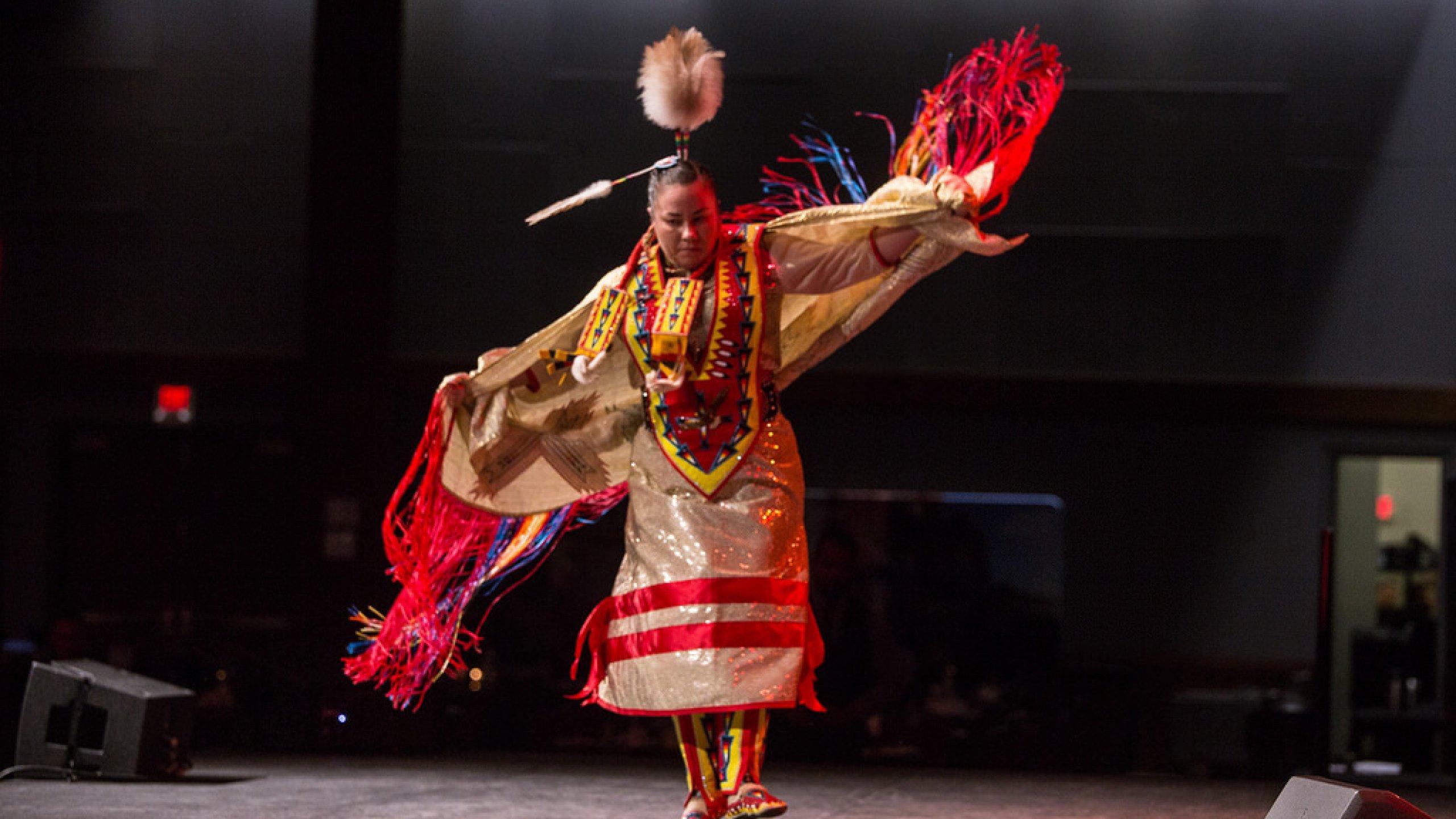 Indigenous performance at IITC